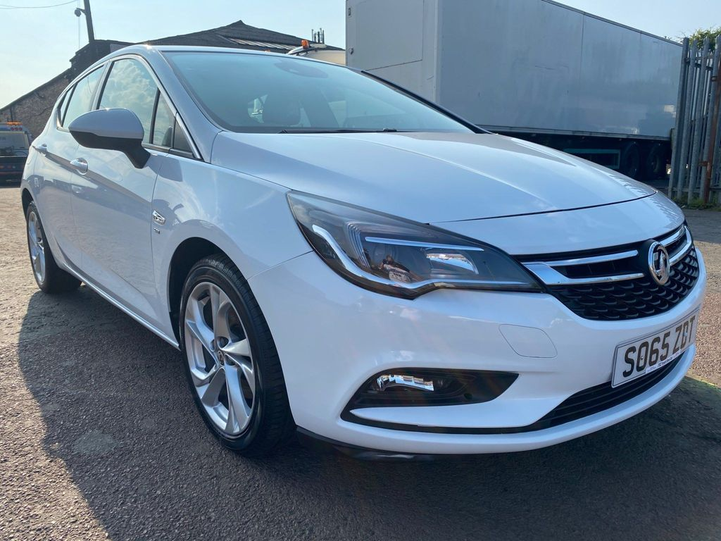 Vauxhall Astra Hatchback 1.6 CDTi ecoTEC BlueInjection SRi 5dr