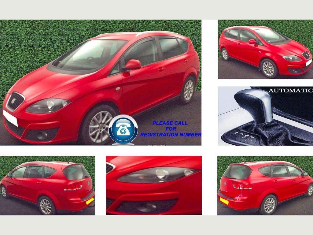 SEAT Altea XL MPV 1.6 TDI CR SE DSG 5dr