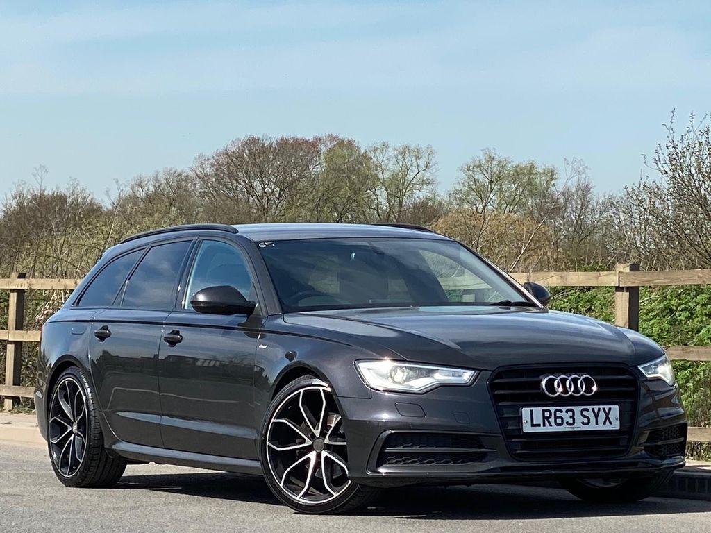 Audi A6 Avant Estate 2.0 TDI Black Edition Avant Multitronic 5dr