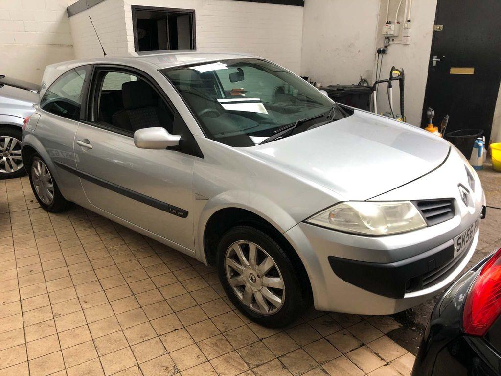 Renault Megane Hatchback 1.4 16v Extreme 3dr