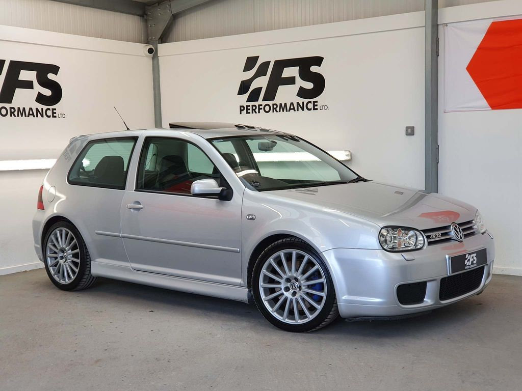 Volkswagen Golf Hatchback 3.2 R32 3dr
