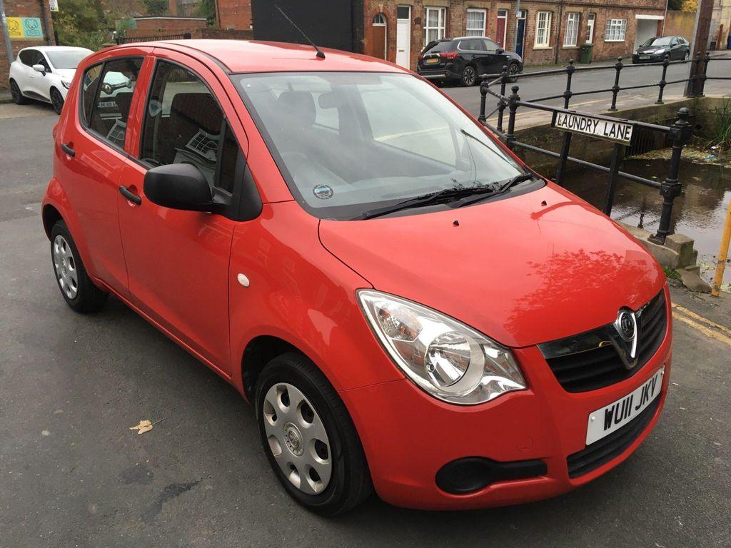 Vauxhall Agila Hatchback 1.0 i 12v Expression 5dr