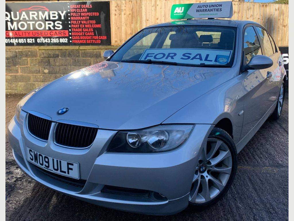 BMW 3 Series Saloon 2.0 320d Edition SE 4dr