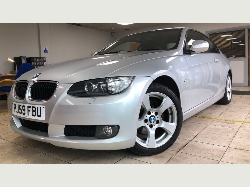 BMW 3 Series Coupe 2.0 320i SE 2dr