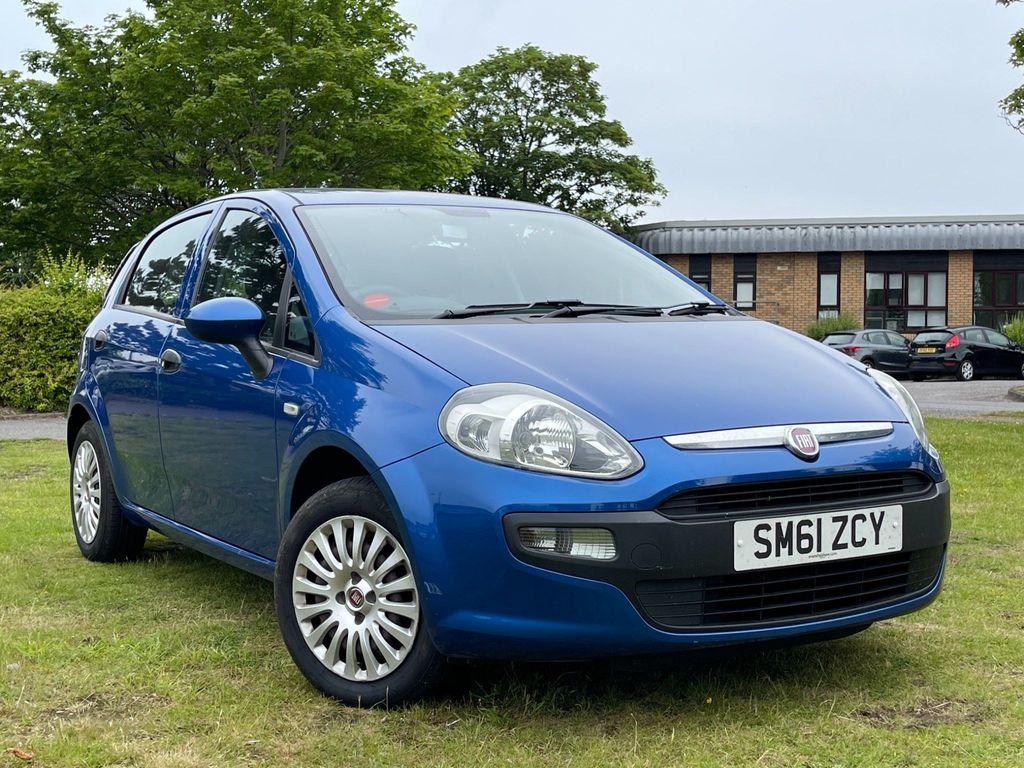 Fiat Punto Evo Hatchback 1.2 8V Active (s/s) 5dr