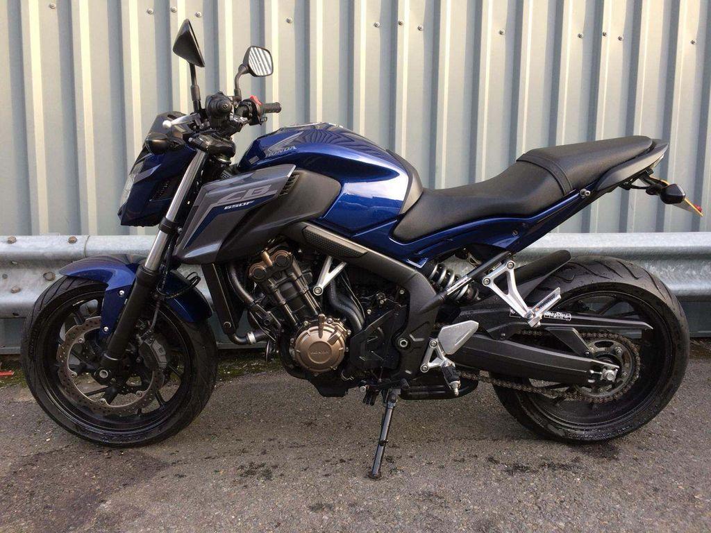 Honda CB650 Naked 650 FA ABS