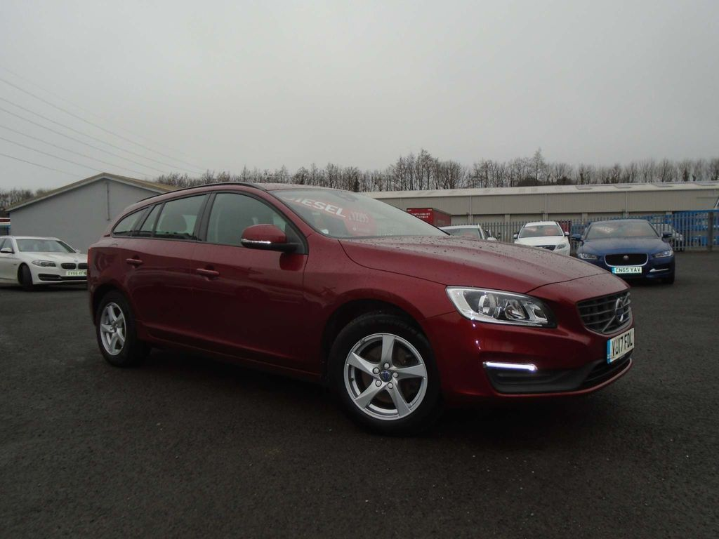 Volvo V60 Estate 2.0 D2 Business Edition Auto (s/s) 5dr