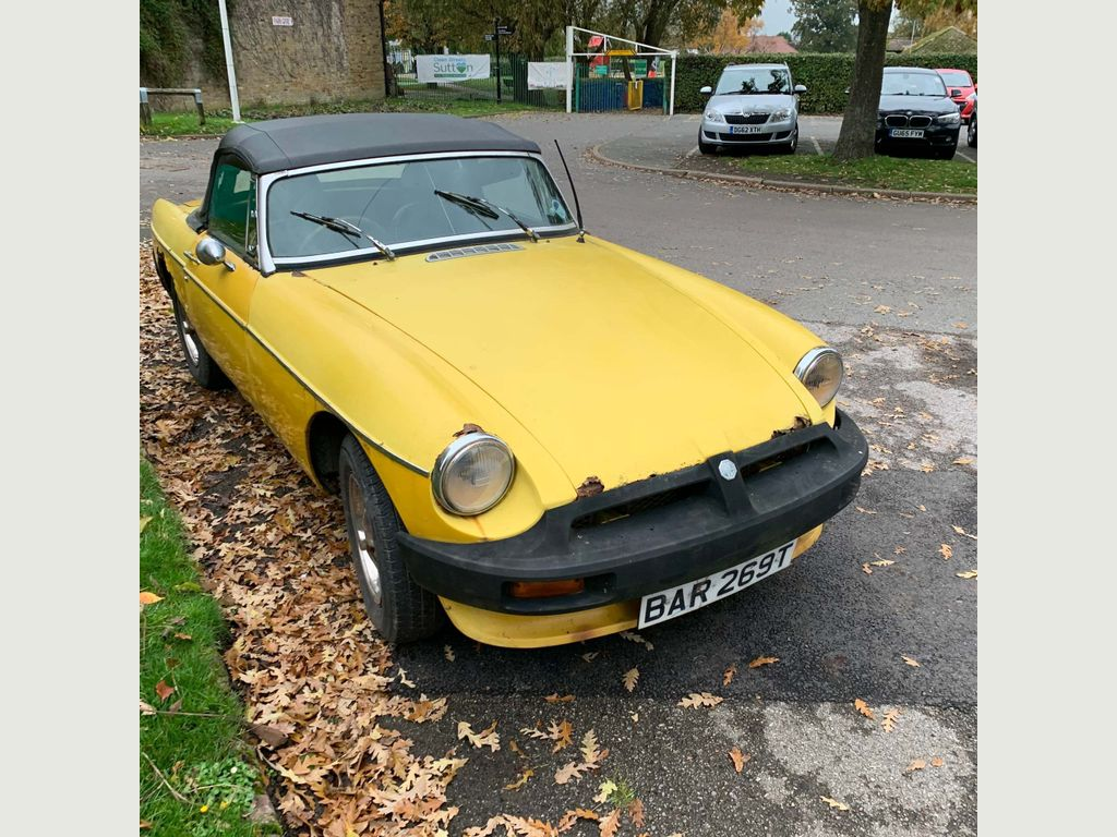 MG MGB Convertible 1.8 Roadster 2dr