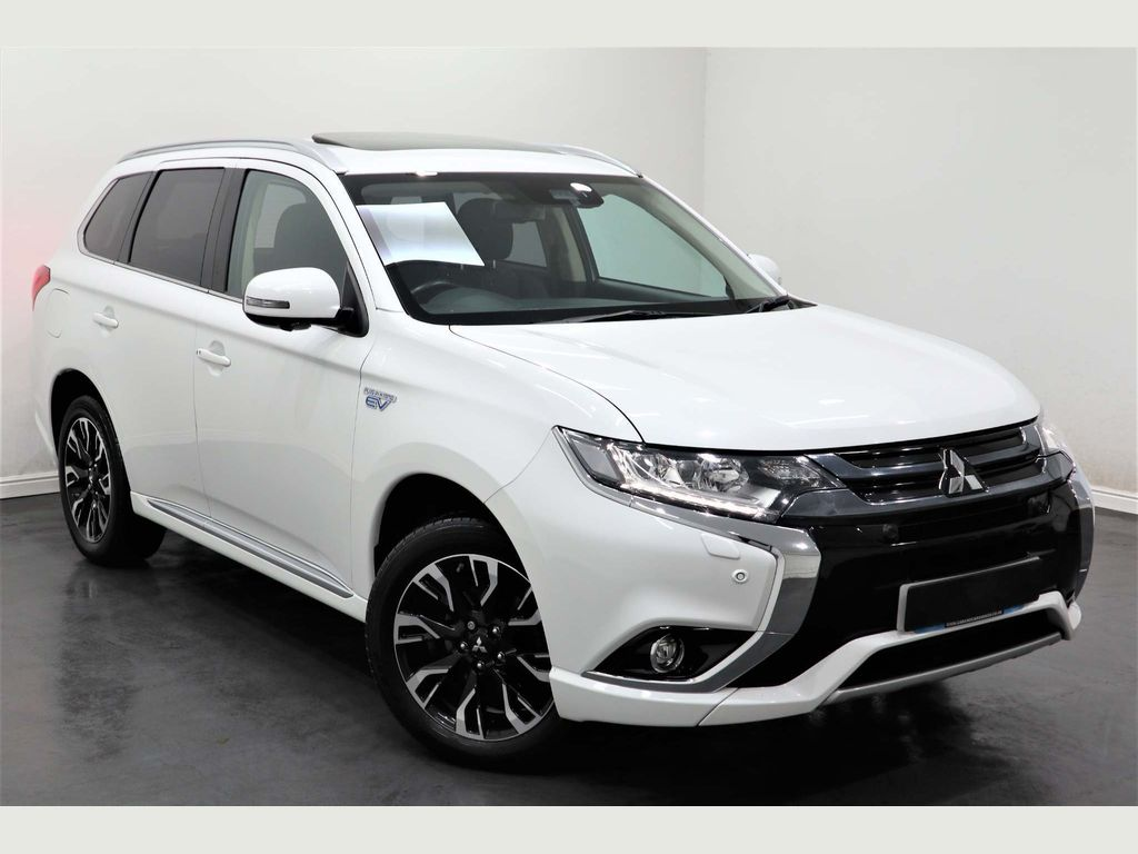 Mitsubishi Outlander SUV 2.0h 12kWh 4hs CVT 4WD (s/s) 5dr