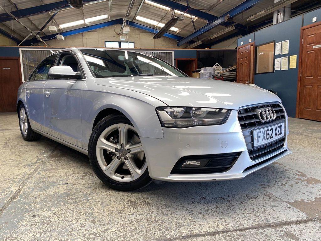 Audi A4 Saloon 2.0 TDIe SE Technik 4dr