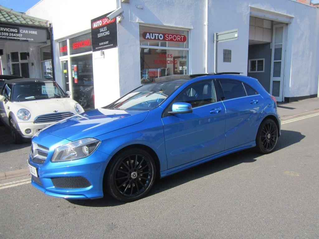 Mercedes-Benz A Class Hatchback 2.0 A250 BlueEFFICIENCY AMG Sport 7G-DCT 5dr