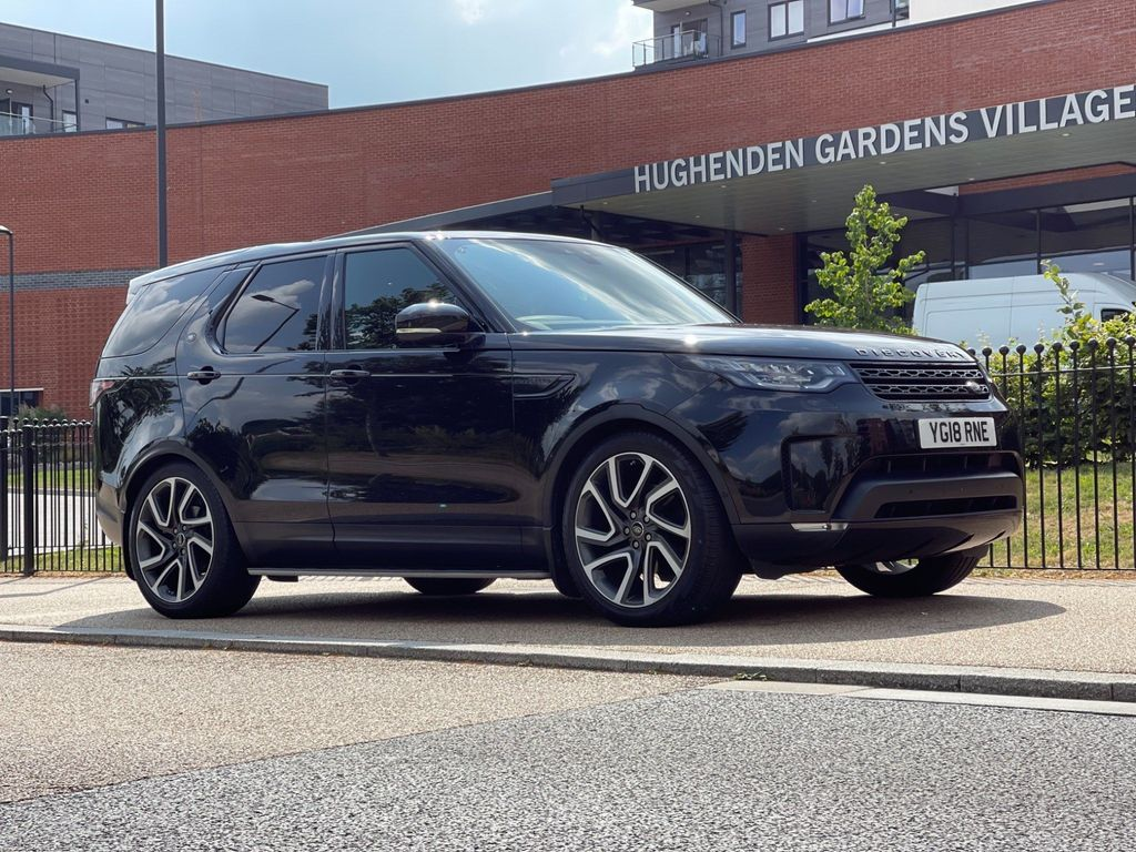 Land Rover Discovery SUV 3.0 TD V6 HSE LCV Auto 4WD EU6 (s/s) 5dr