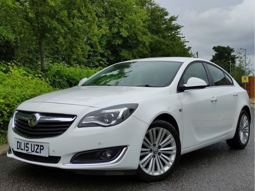 Vauxhall Insignia Hatchback 2.0 CDTi ecoFLEX Design (s/s) 5dr
