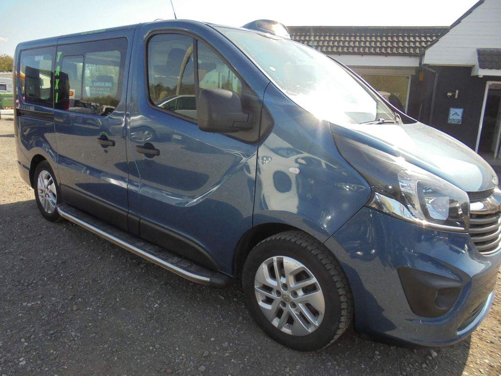 Vauxhall Vivaro Specialist Vehicle VOYAGER TAXI CDTI S/S MI TAXI BI TURBO