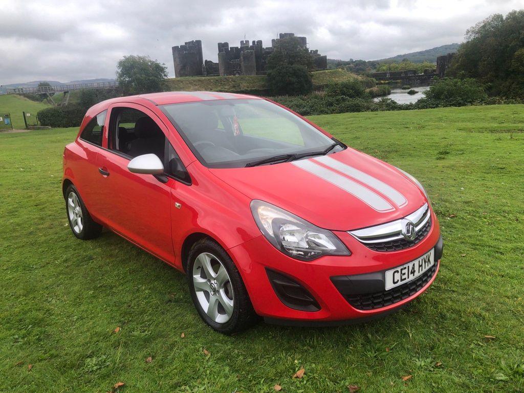 Vauxhall Corsa Hatchback 1.0 ecoFLEX 12V Sting 3dr