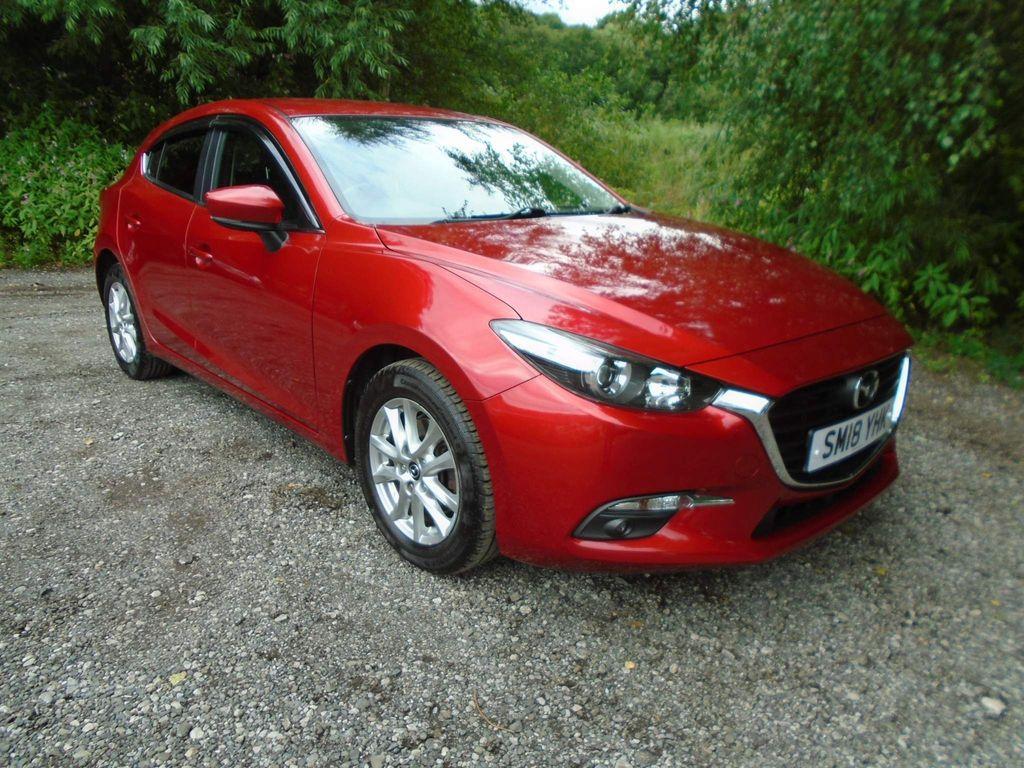 Mazda Mazda3 Hatchback 2.2 SKYACTIV-D SE-L Nav (s/s) 5dr