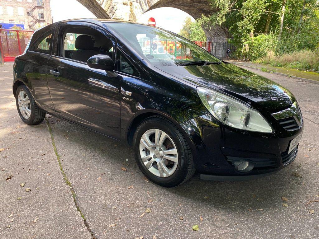 Vauxhall Corsa Hatchback 1.2 i 16v Energy 3dr (a/c)