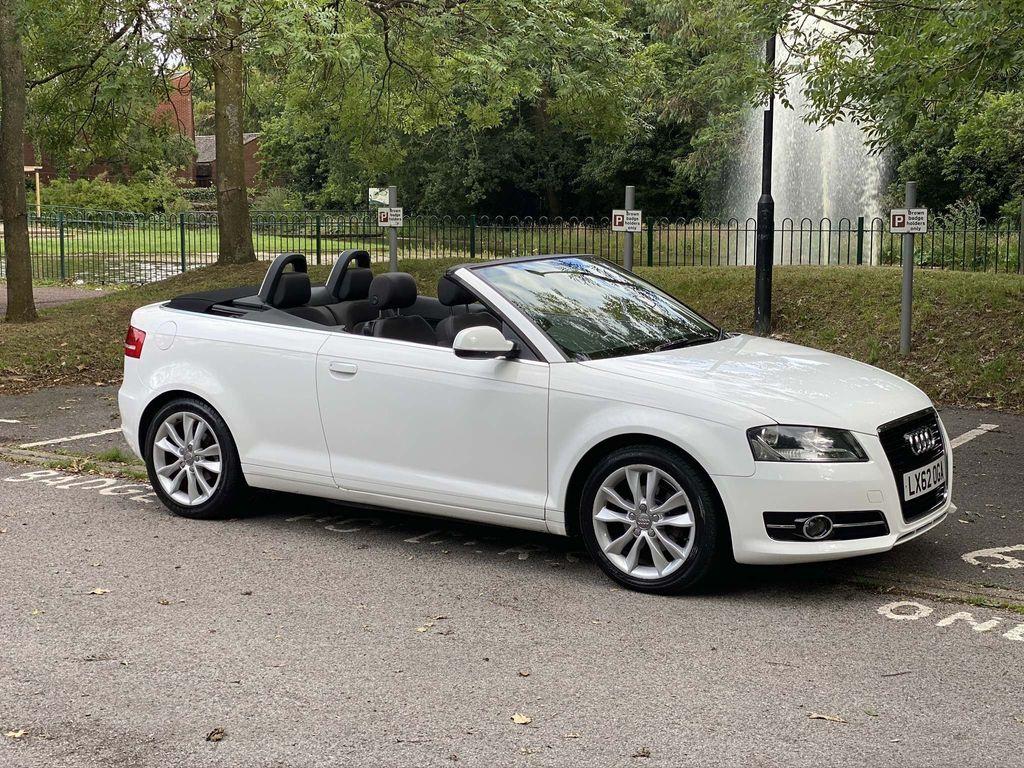 Audi A3 Cabriolet Convertible 1.2 TFSI Sport 2dr