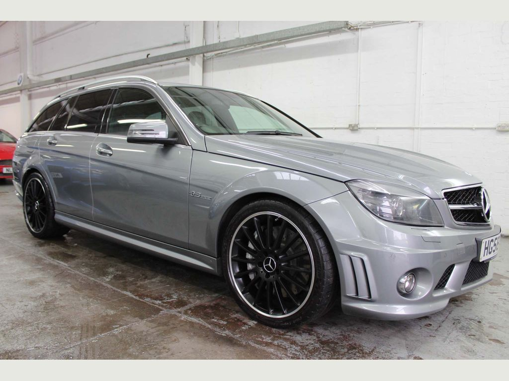 Mercedes-Benz C Class Estate 6.3 C63 AMG G-Tronic 5dr