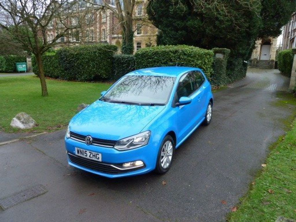Volkswagen Polo Hatchback 1.2 TSI BlueMotion Tech SE DSG (s/s) 3dr