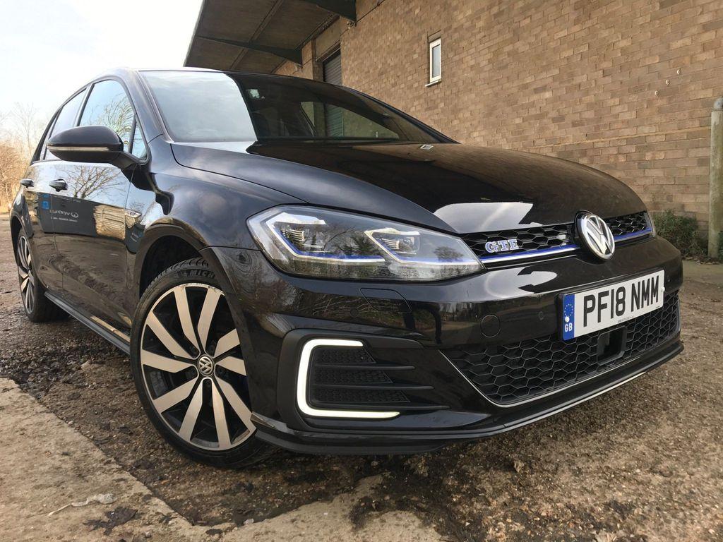 Volkswagen Golf Hatchback 1.4 TSI 8.7kWh GTE Advance DSG (s/s) 5dr
