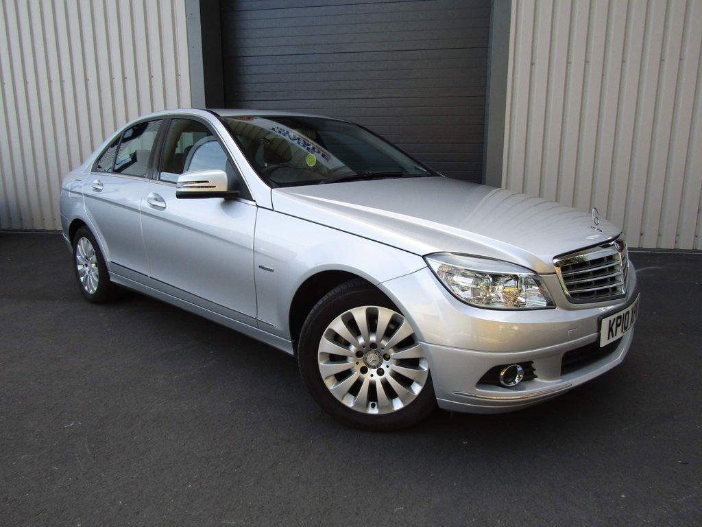 Mercedes-Benz C Class Saloon 1.8 C180 BlueEFFICIENCY Elegance 4dr