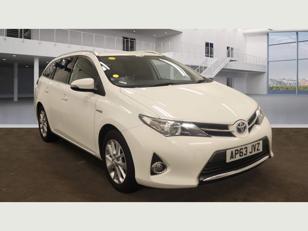 Toyota Auris Estate 1.8 VVT-h Icon e-CVT HSD 5dr