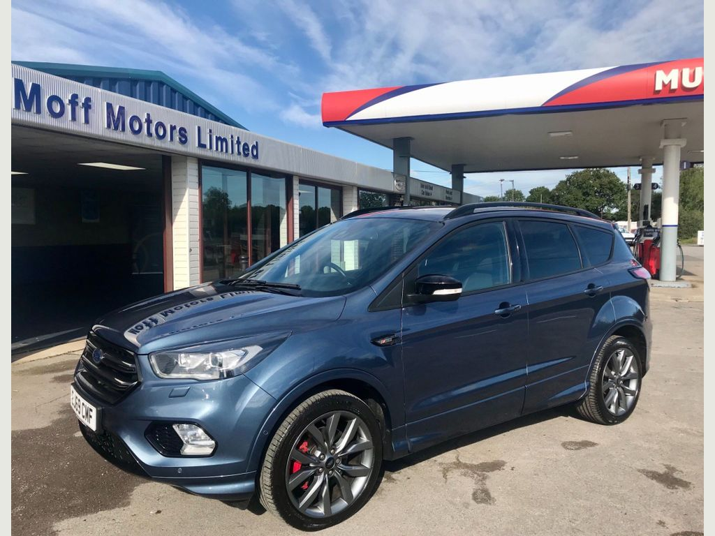 Ford Kuga SUV 2.0 TDCi EcoBlue ST-Line Edition Powershift AWD (s/s) 5dr