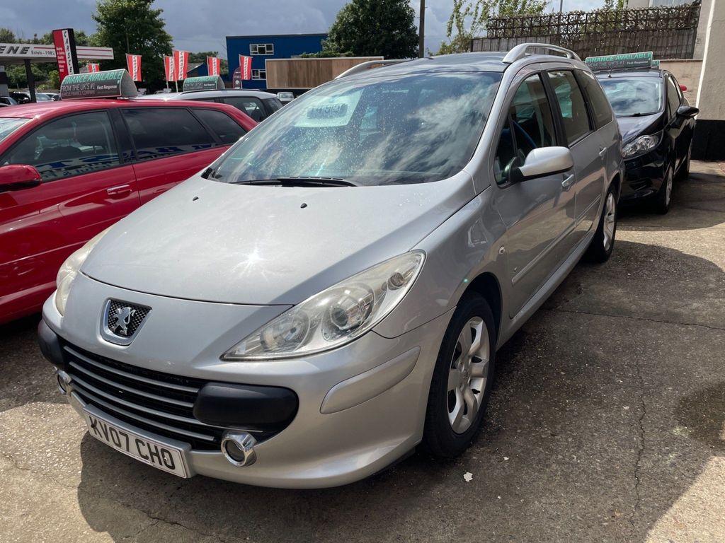 Peugeot 307 SW Estate 1.6 16v S 5dr