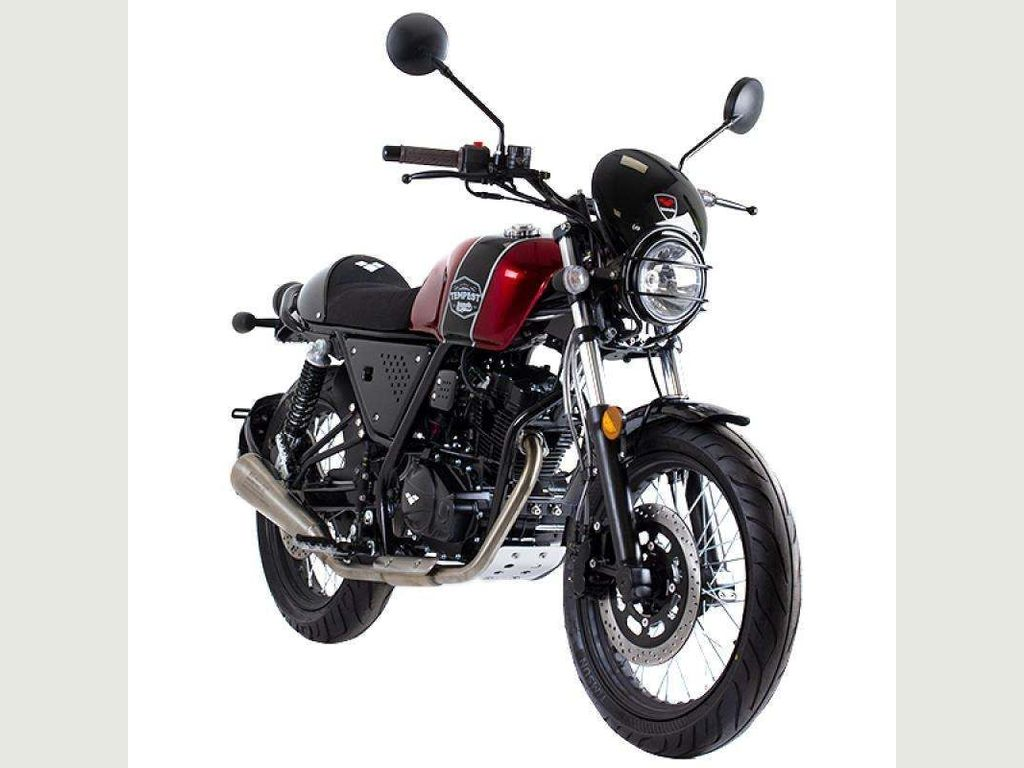 Used Lexmoto Tempest Naked 125 125 Gt in Widnes, Cheshire