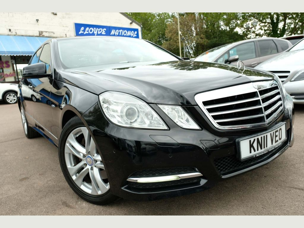 MERCEDES-BENZ E CLASS Saloon 2.1 E250 CDI BlueEFFICIENCY Avantgarde G-Tronic 4dr