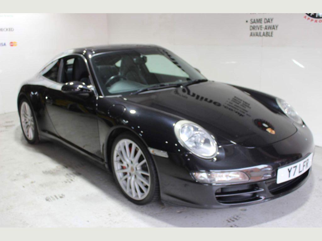 Porsche 911 Convertible 3.8 997 4S Targa Tiptronic S AWD 2dr