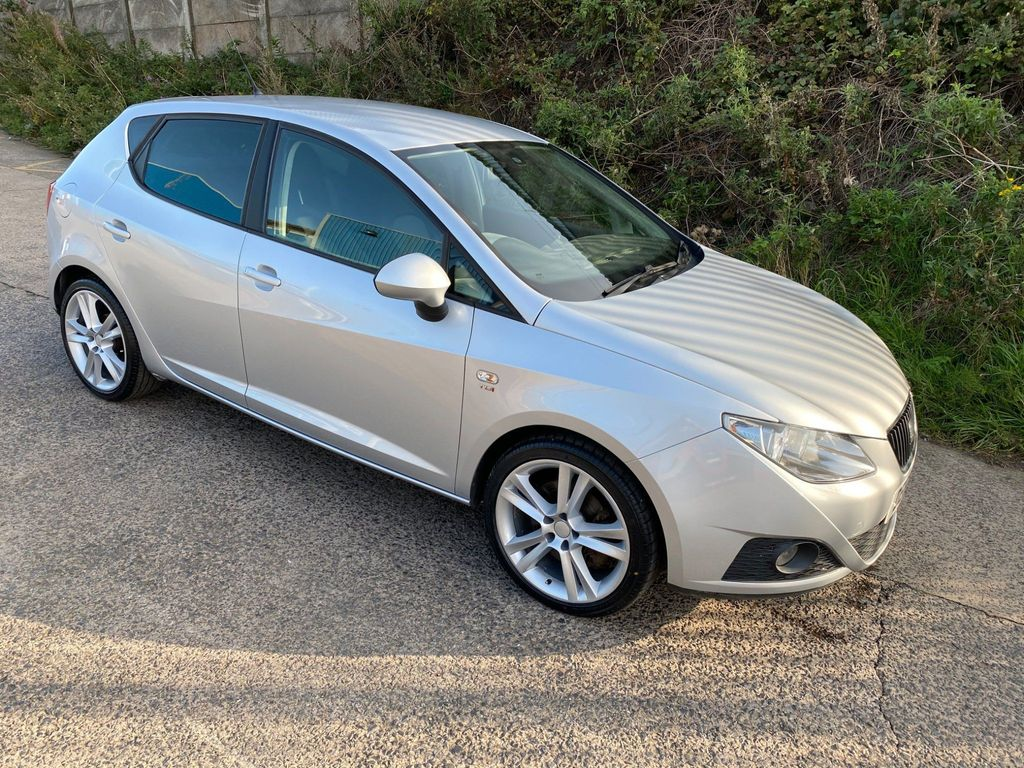 SEAT Ibiza Hatchback 1.6 TDI Sportrider 5dr
