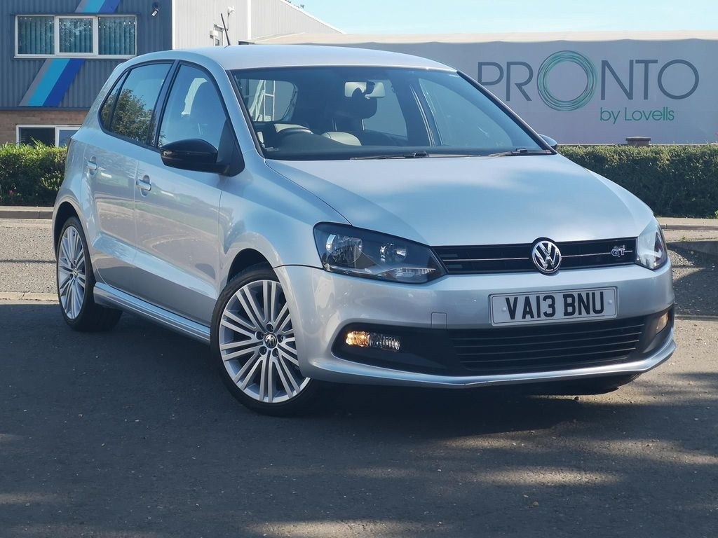 VOLKSWAGEN POLO Hatchback 1.4 ACT BlueGT 5dr