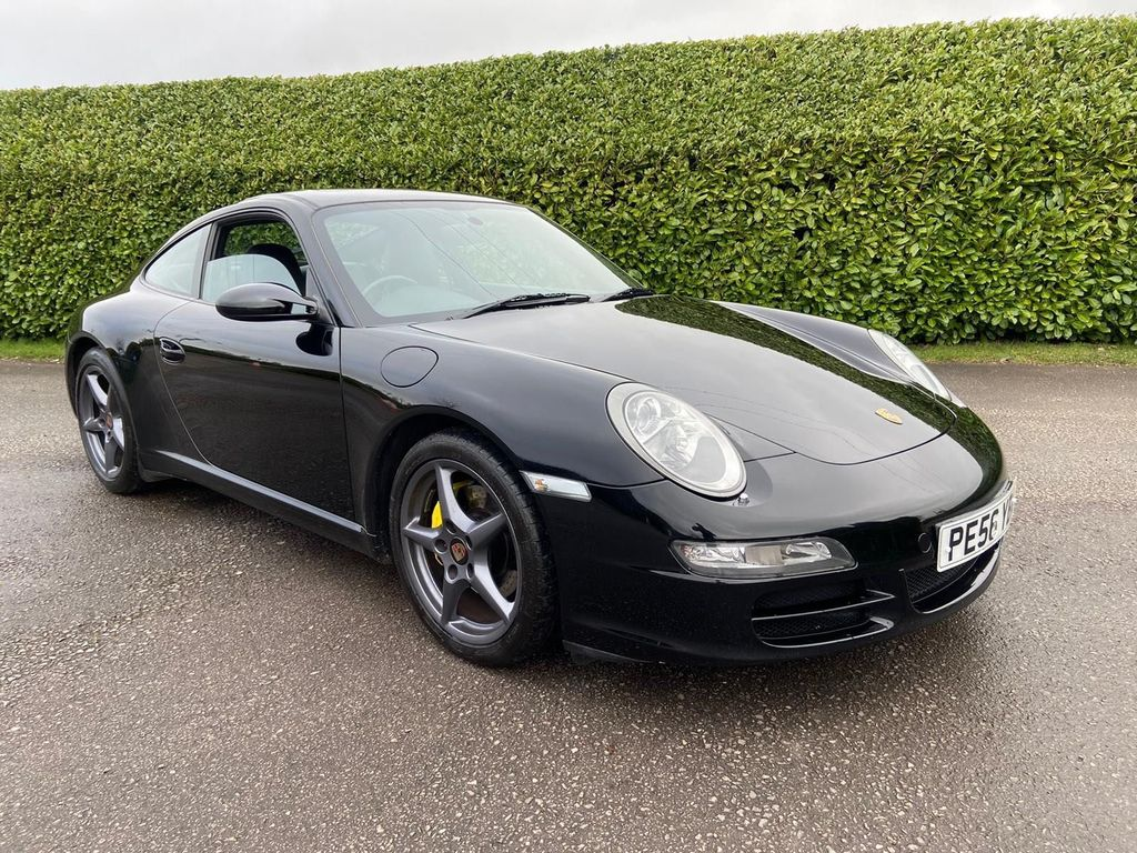 Porsche 911 Coupe 3.6 Carrera 2 Tiptronic S