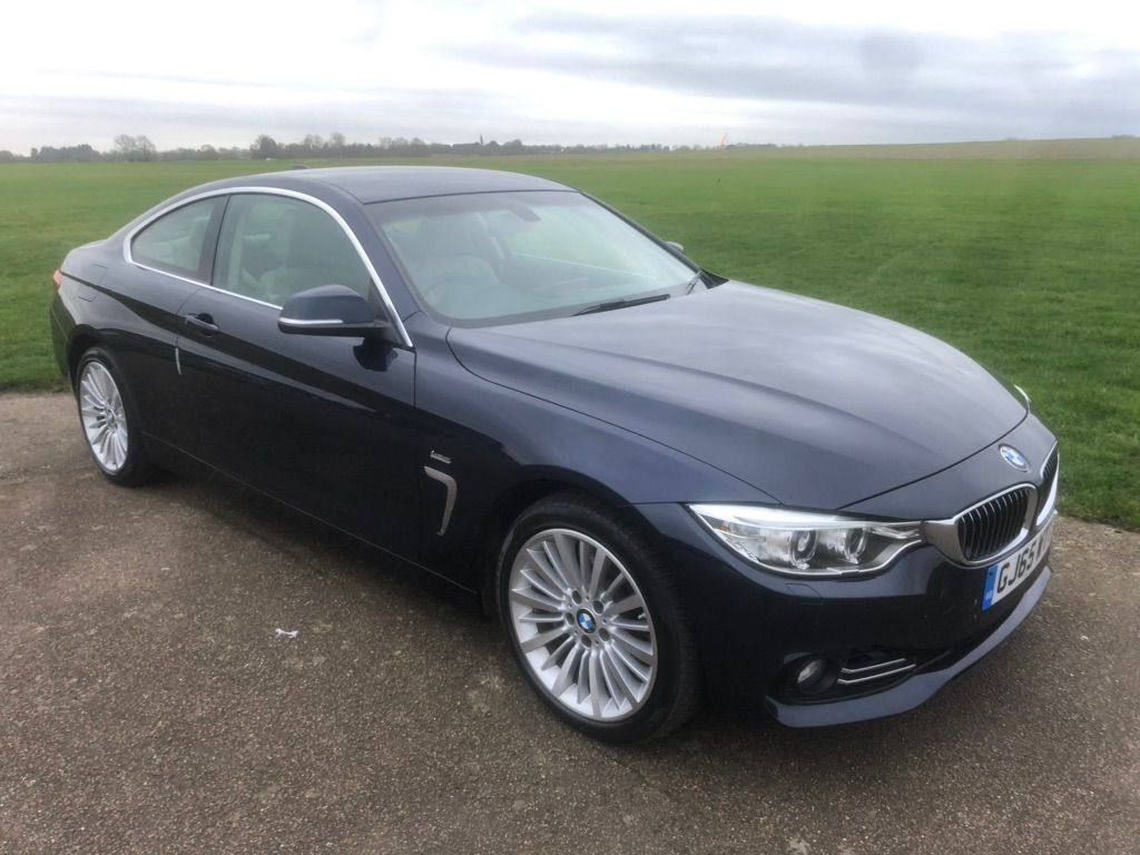 BMW 4 Series Coupe 3.0 435d Luxury xDrive 2dr