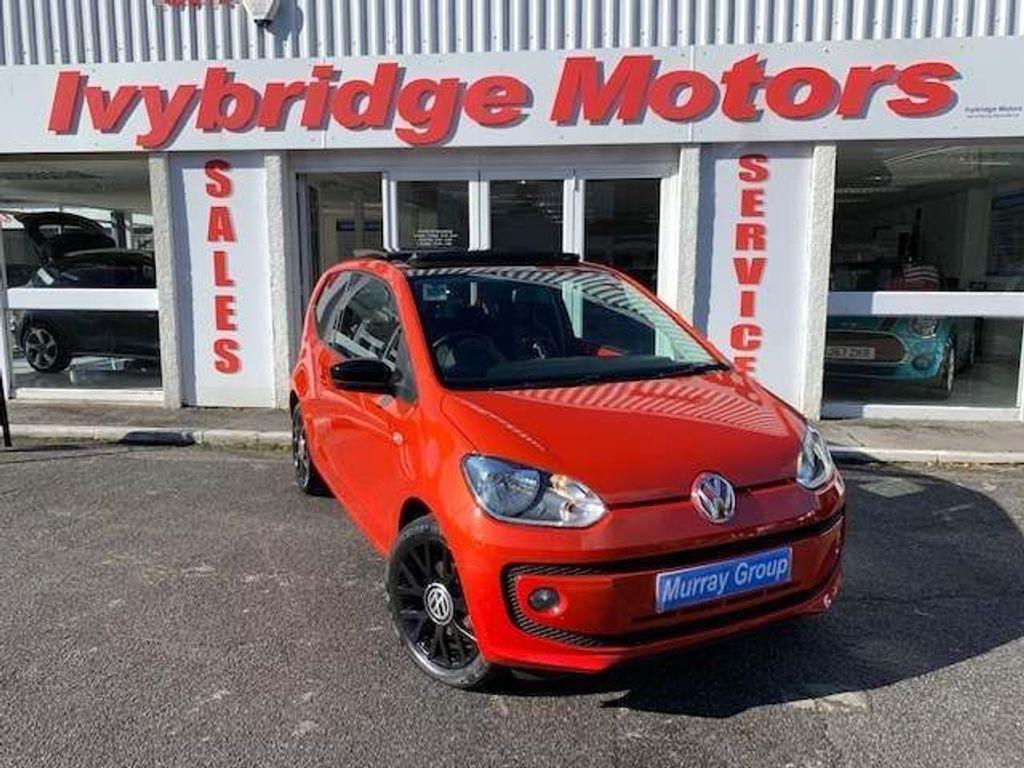 Volkswagen up! Hatchback 1.0 Groove up! 3dr