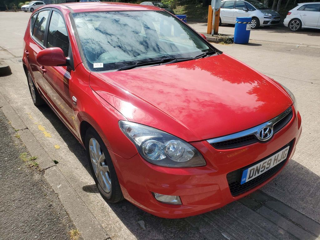 Hyundai i30 Hatchback 1.6 CRDi Style 5dr