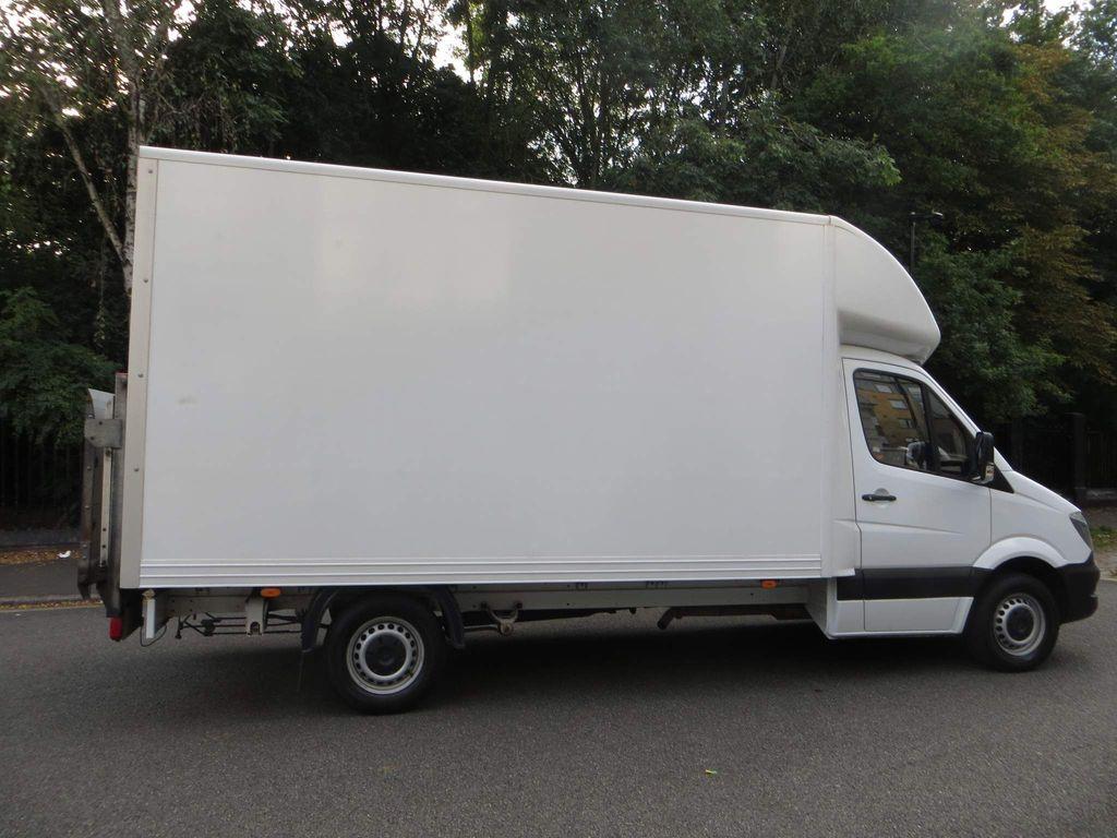 Mercedes-Benz Sprinter Luton 2.1 CDi 341 LWB LUTON. EURO 6. ULEZ FREE