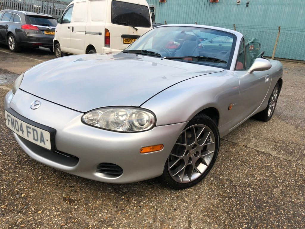 Mazda MX-5 Convertible 1.8 Euphonic Limited Edition 2dr