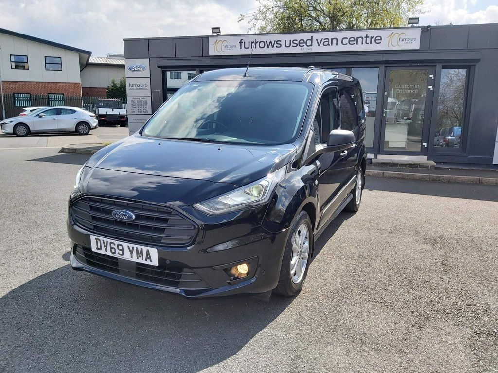Ford Transit Connect Other 1.0 220 EcoBoost Trend DCIV L1 EU6 (s/s) 6dr