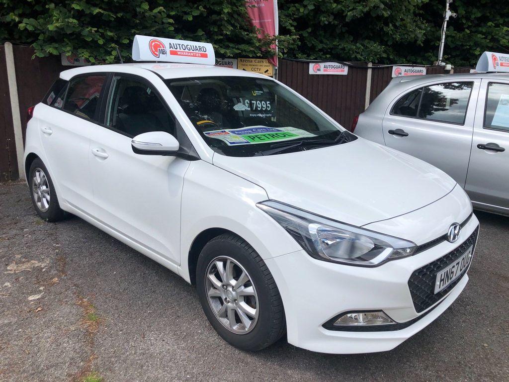 Hyundai i20 Hatchback 1.2 SE 5dr