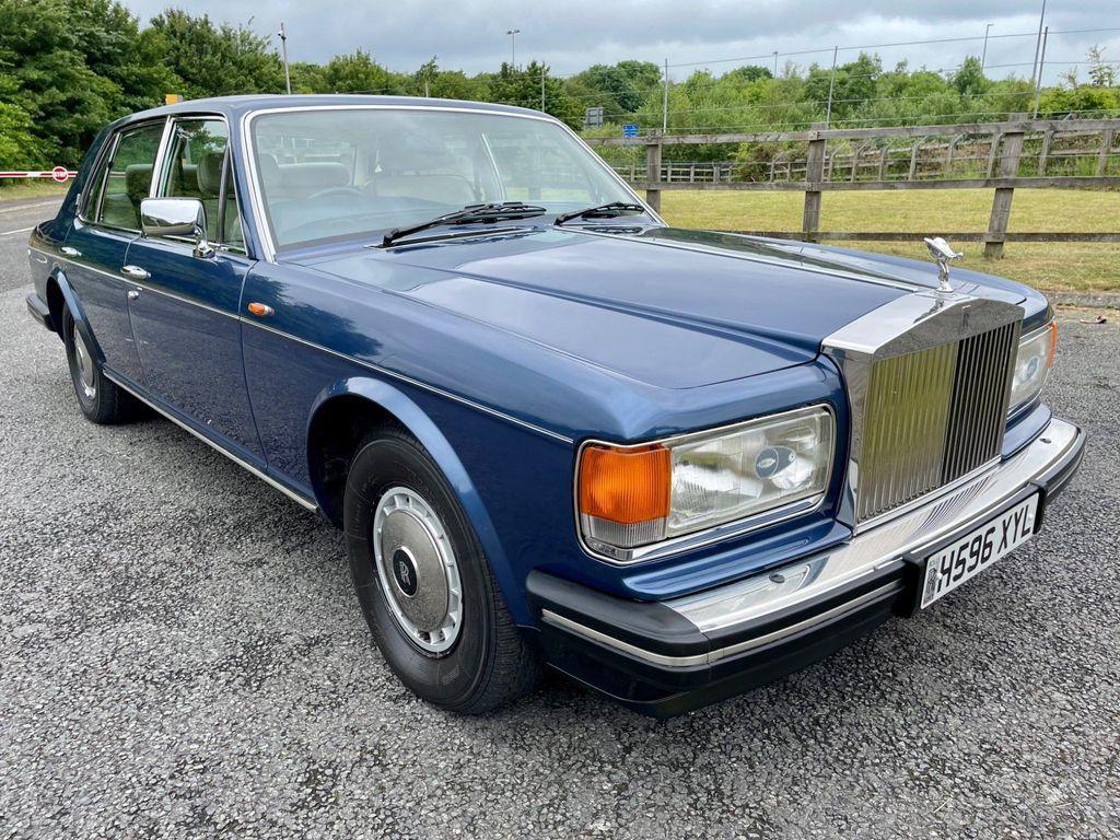 Rolls-Royce Silver Spirit Saloon 6.8 II 4dr