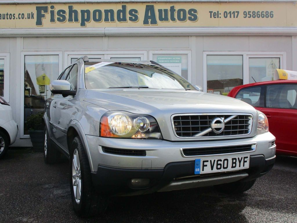 Volvo XC90 SUV 2.4 D5 SE Geartronic AWD 5dr