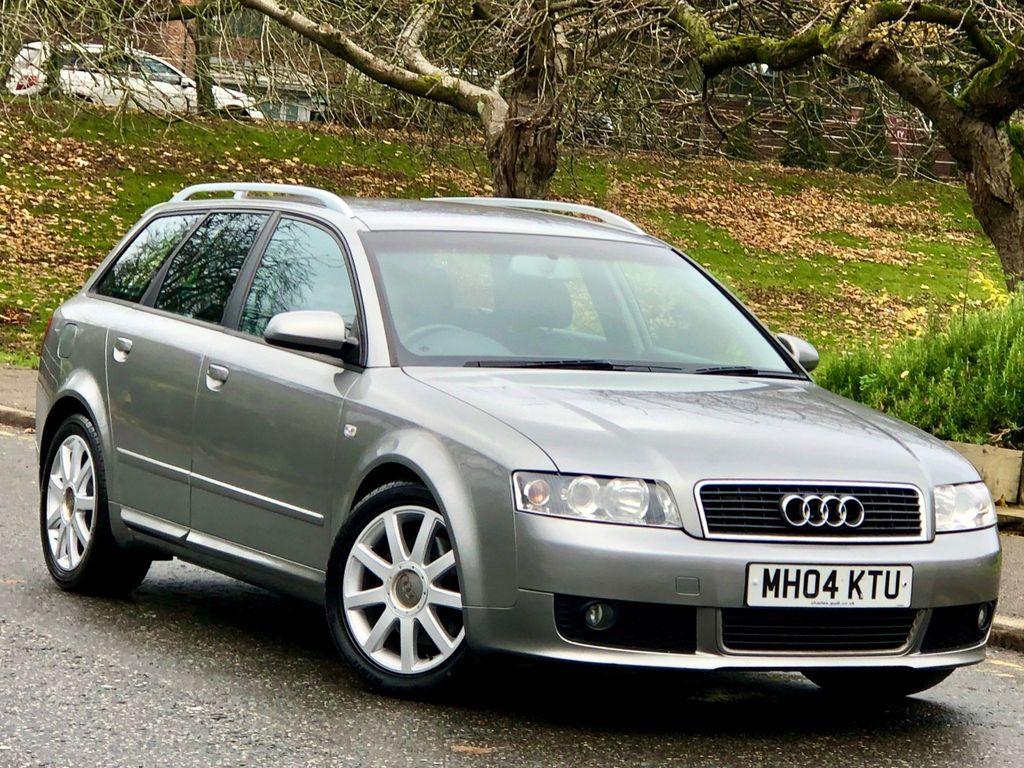 Audi A4 Avant Estate 1.8 T Limited Edition 5dr