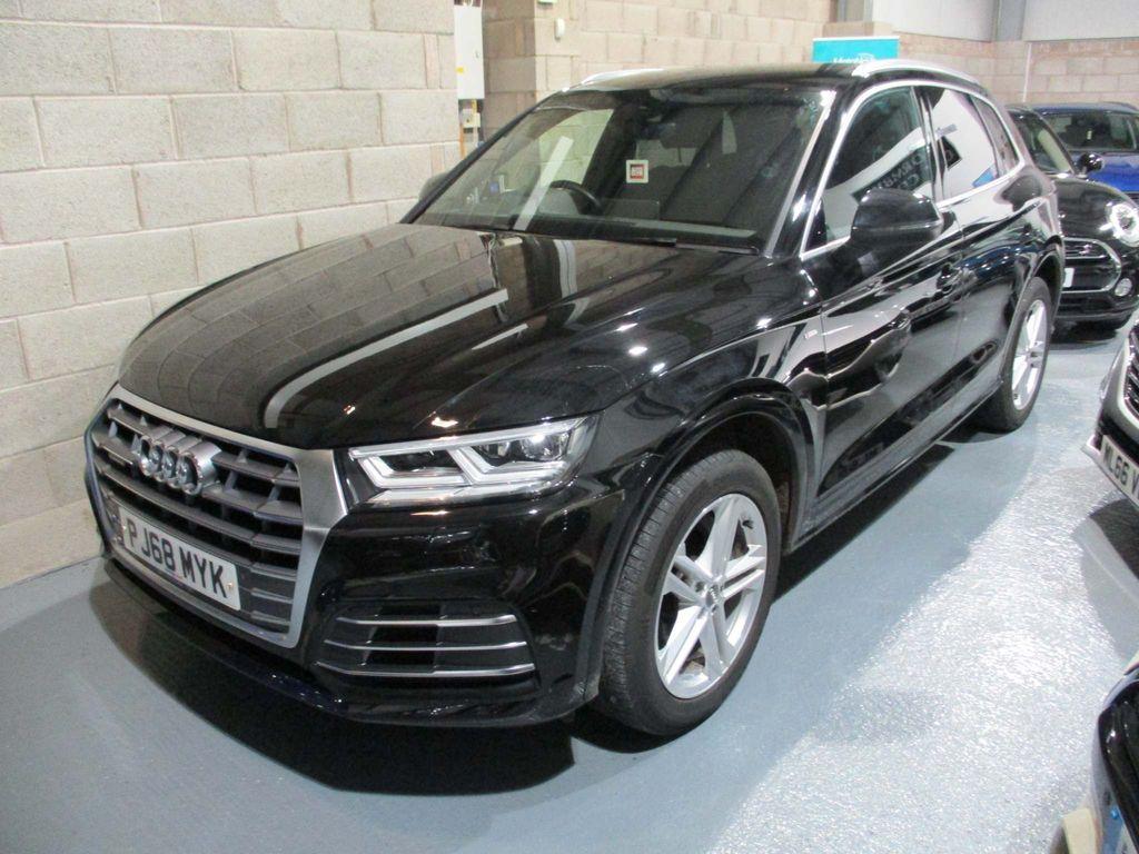 Audi Q5 SUV 2.0 TDI 40 S line S Tronic quattro (s/s) 5dr