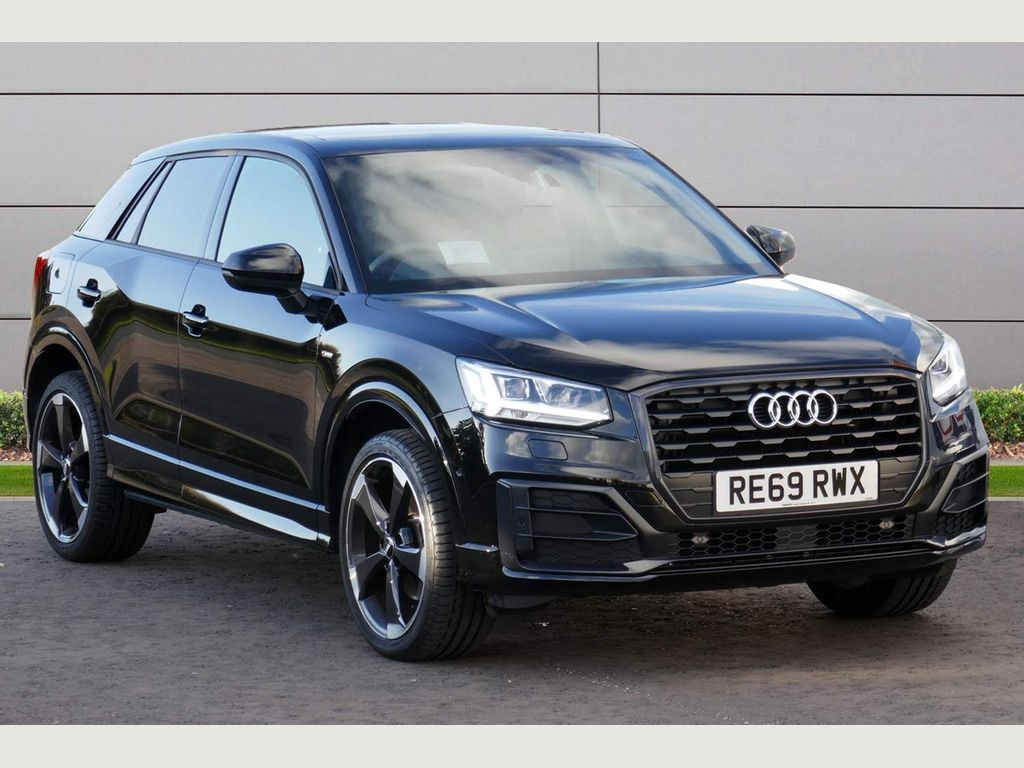 Audi Q2 SUV 1.5 TFSI CoD 35 Vorsprung S Tronic (s/s) 5dr