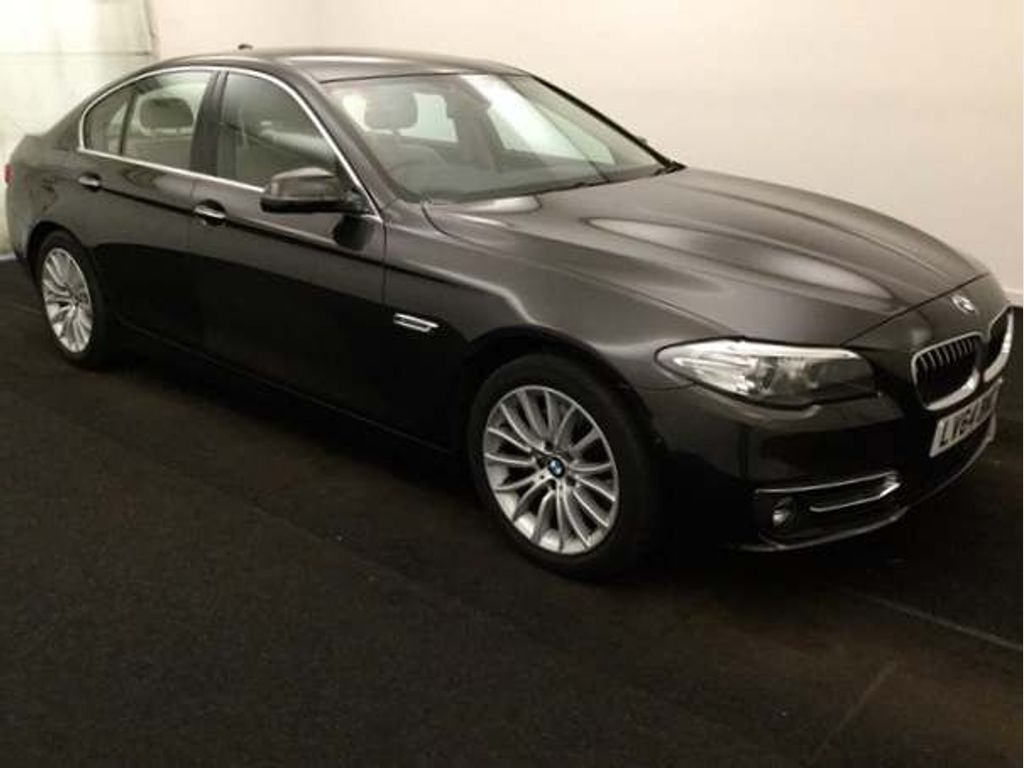 BMW 5 Series Saloon 2.0 528i Luxury 4dr