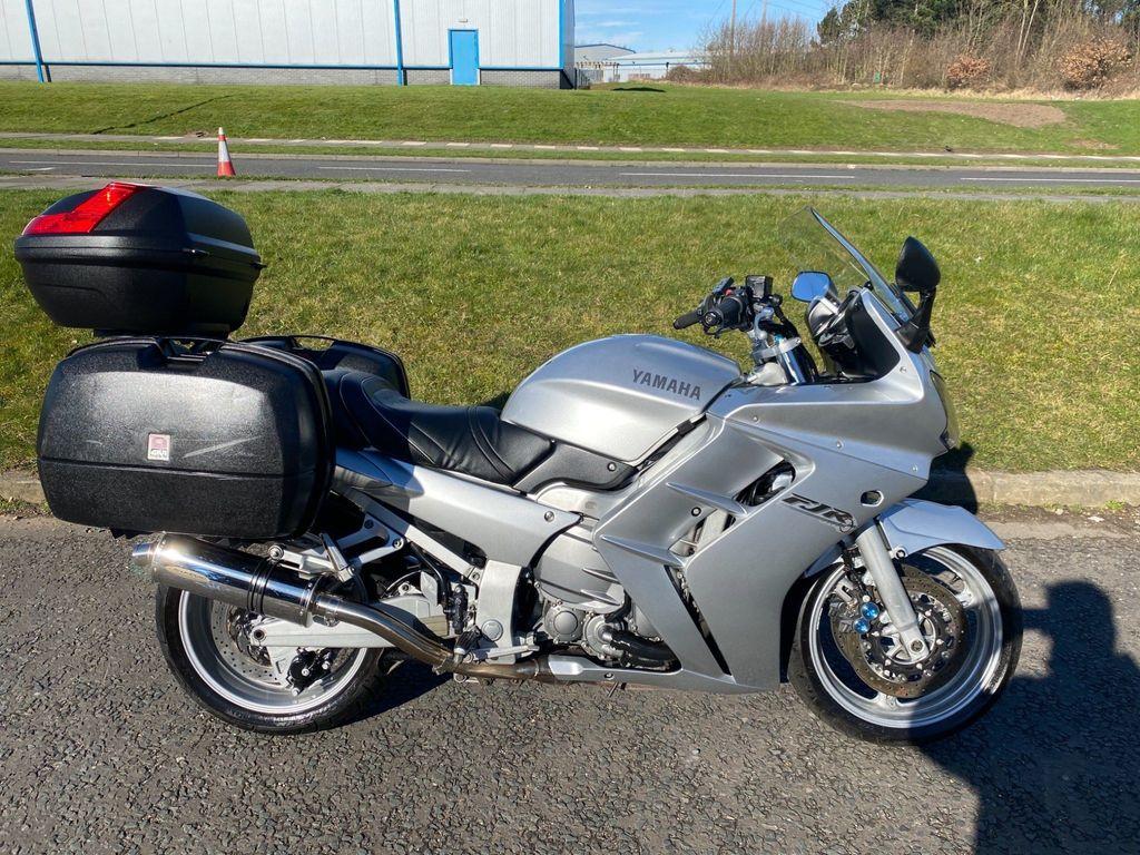 Yamaha FJR1300 Sports Tourer 1300