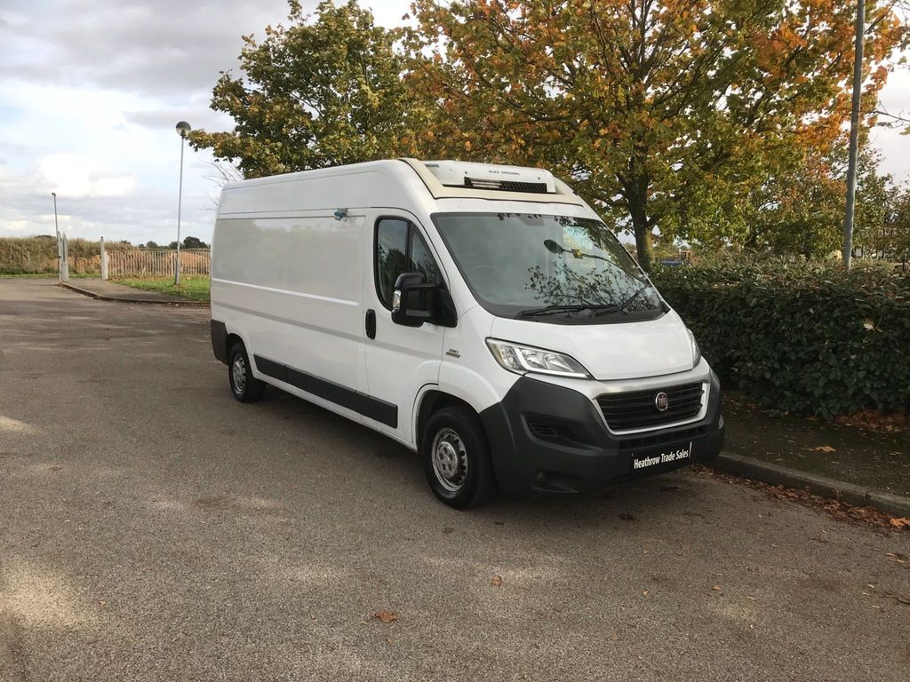 Fiat Ducato Temperature Controlled 2.3 JTD MultiJetII 35 LH2 Refrigerated Van 5dr